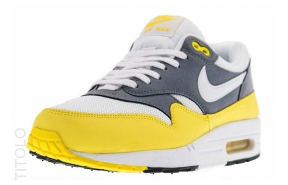 Air-Max-1-Essential-Grey-Yellow-New-Release-2