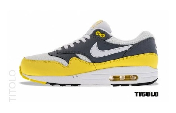 Air-Max-1-Essential-Grey-Yellow-New-Release