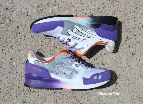 Asics Faded Suns Customs By eBreez3