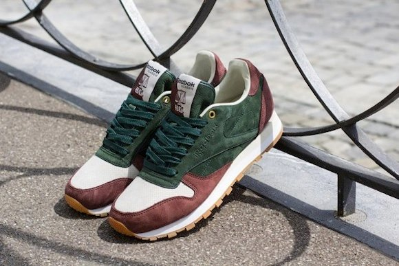 Classica Leather HAL x Reebok