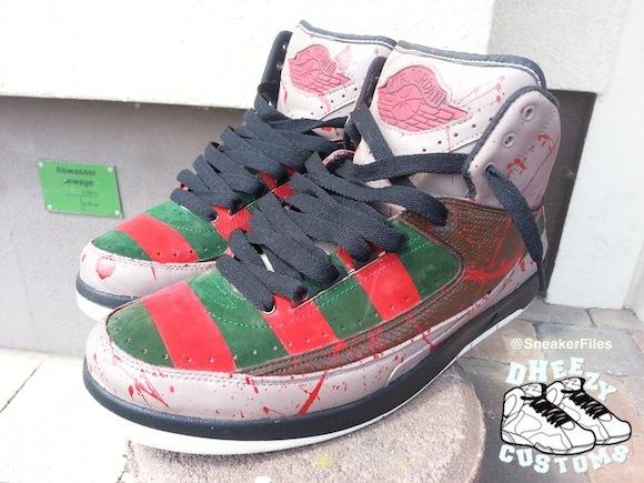 Freddy Krueger 2 Dheezy Customs
