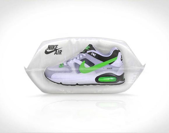 Future Sneaker Packaging Nike Air Concept