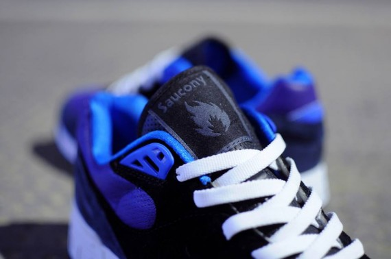 Hanon x Saucony Shadow Master The Midnight Runner 02
