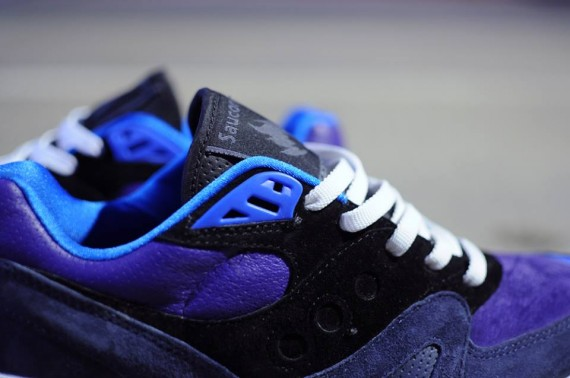 Hanon x Saucony Shadow Master The Midnight Runner 03