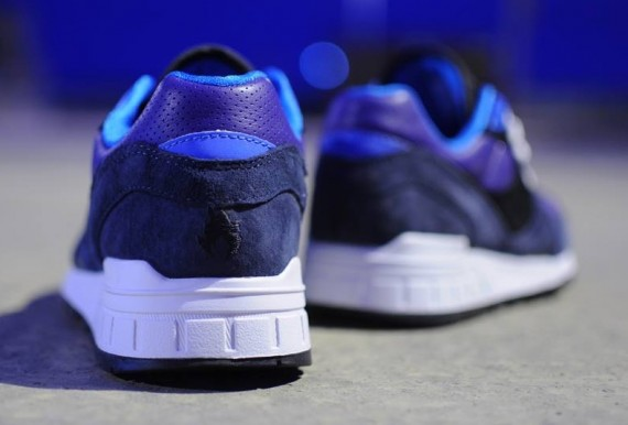 Hanon x Saucony Shadow Master The Midnight Runner 04