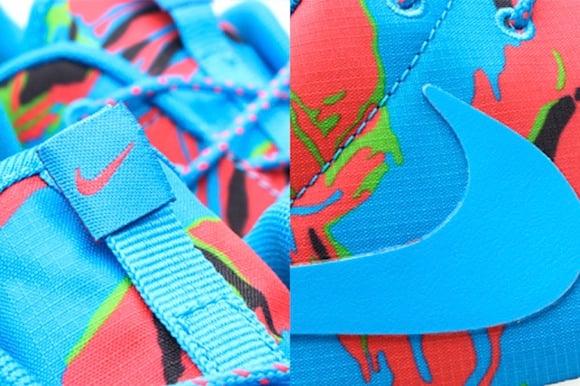 Hawaiian Camo Nike Roshe Run New Release