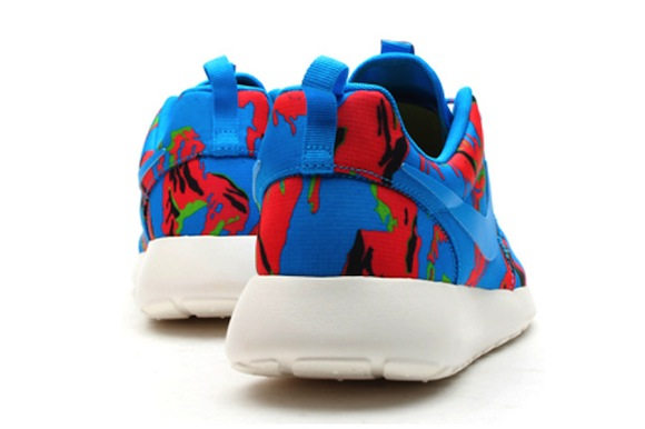Hawaiian Camo Nike Roshe Run New Release