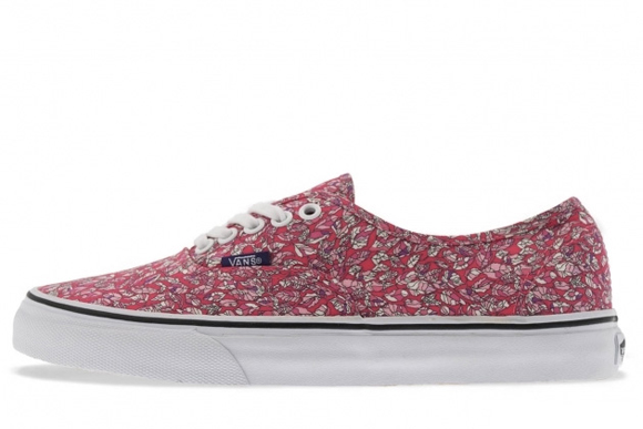 Liberty of London x Vans Authentic Collection 02