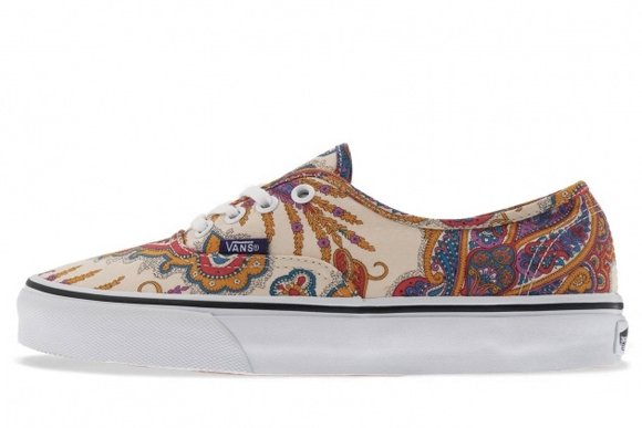 Liberty of London x Vans Authentic Collection 05