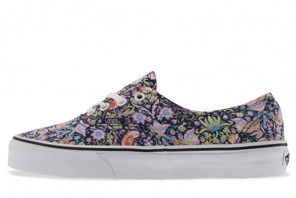 Liberty of London x Vans Authentic Collection