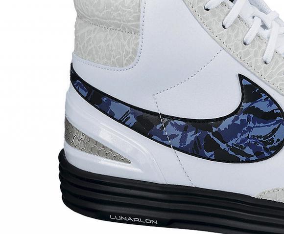 Lunar Blazer Hyper Blue Camo New Release