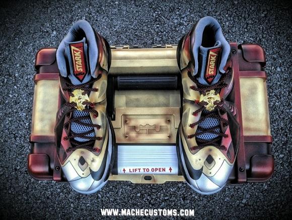 Maches Custom Kicks