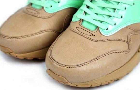 Mint Caramel Nike Air Max 1 VT WMNS QS