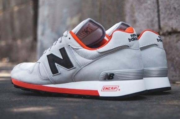 New Balance 1300 Orange White New Release
