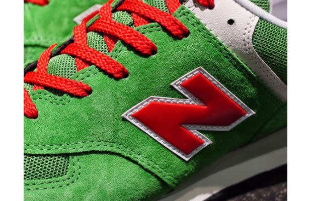 New Balance 574 Green Red White 03