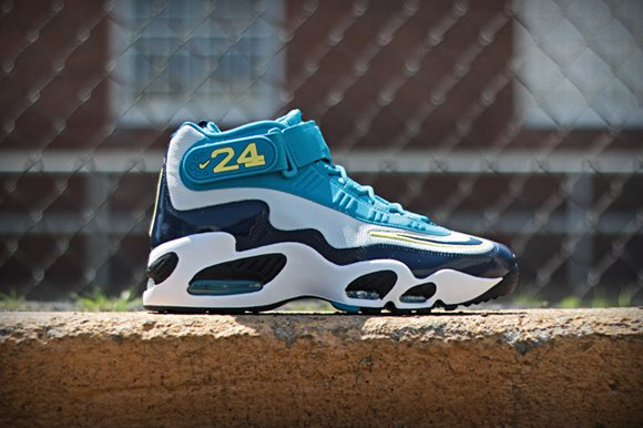 Nike Air Griffey Max 1 Mid Navy Neo Turquois