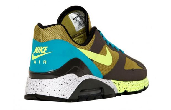 Nike Air Max 180 Terra Olive 03