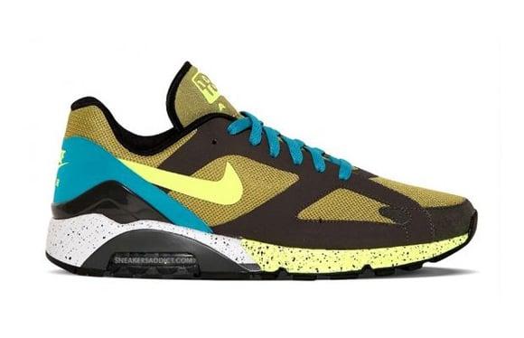 Nike Air Max 180 Terra Olive