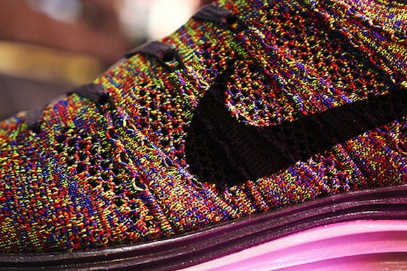 Nike Flyknit One Multi Color 3