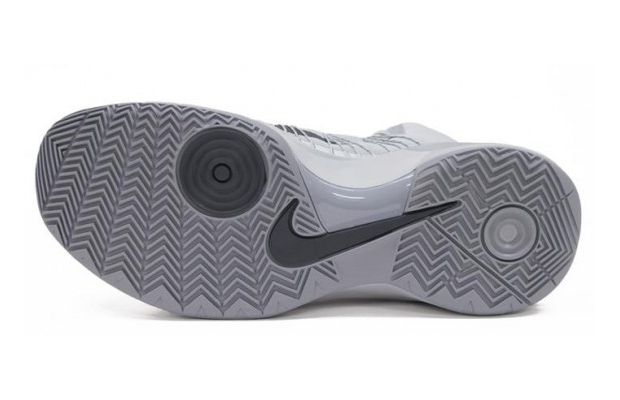 Nike Hyperdunk 2013 Grey Black 03