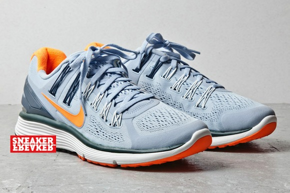 Nike Lunar Eclipse 3 Light Armory Total Orange New Release