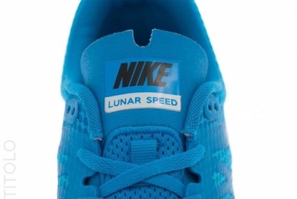 Nike Lunarspeed Blue Hero