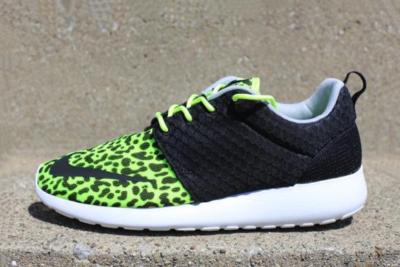 Nike Roshe Run FB Leopard