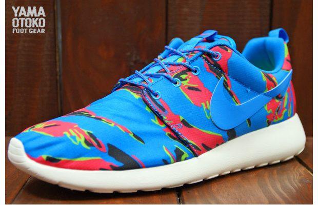 Nike Roshe Run GPX Hero Blue 03