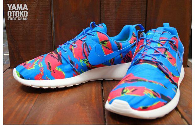Nike Roshe Run GPX Hero Blue 04