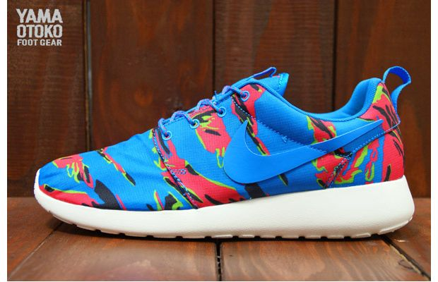 competitive price 05941 3d57f Nike Roshe Run GPX Hero Blue