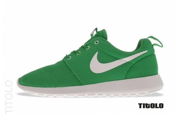 Nike Roshe Run Gamma Green