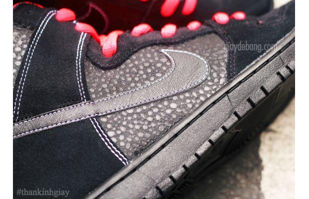 Nike SB Dunk High Pro Black Safari 02