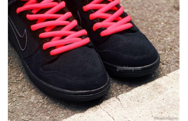 Nike SB Dunk High Pro Black Safari 04