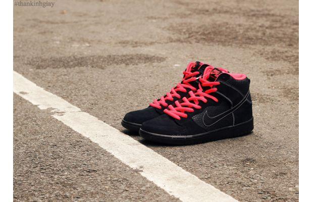 Nike SB Dunk High Pro Black Safari