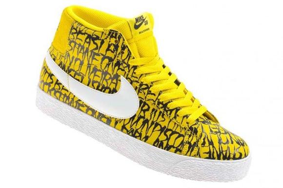 Nike SB Mid Blazer Neckface