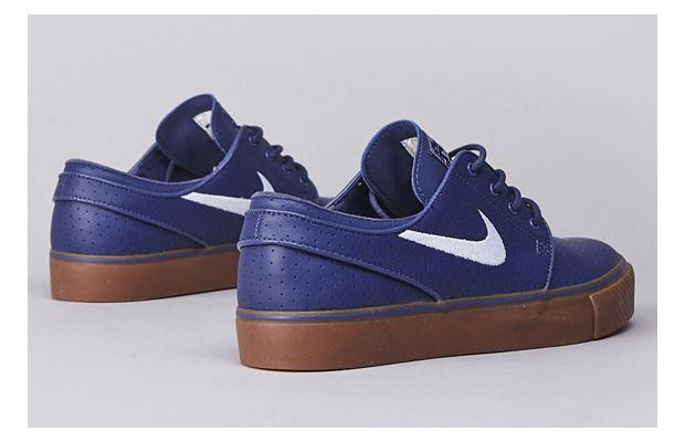 Nike SB Zoom Stefan Janoski Blue Recall Perf Now Available 03