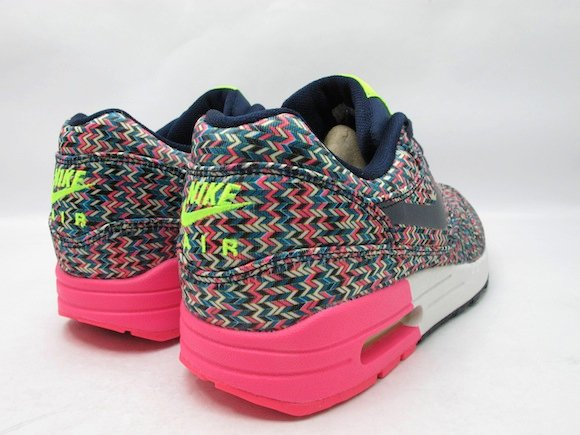 Nike WMNS Air Max 1 Obsidian Tropical New Release