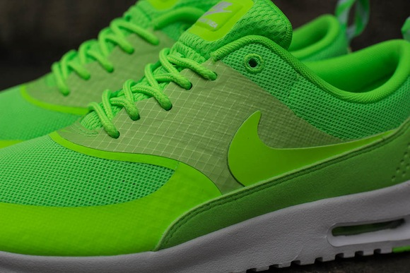 Nike WMNS Air Max Thea Flash Lime New Look