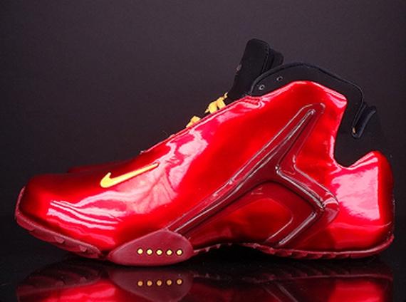 Nike Zoom Hyperflight University Red Laser Orange Team Red 02