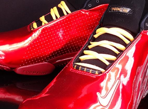 Nike Zoom Hyperflight University Red Laser Orange Team Red 04