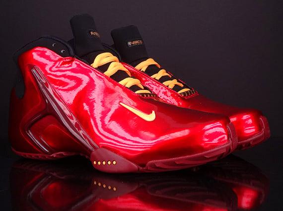 Nike Zoom Hyperflight University Red Laser Orange Team Red