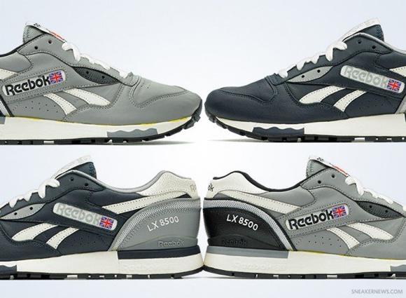 Reebok Classics LX 8500 Vintage Pack