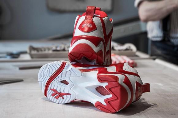 Sneakersnstuff x Reebok Kamikaze II Mid Release Date 05