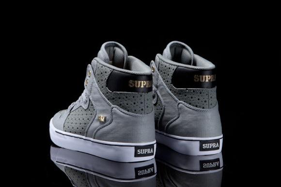 Supra Vaider Grey New Release