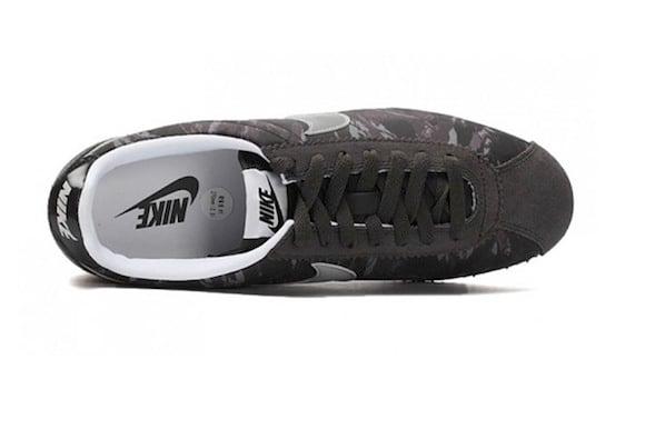 Tiger Camo Pack Nike Cortez PRM