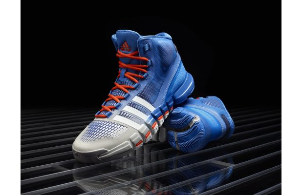adidas Crazyquick Blue Silver Orange