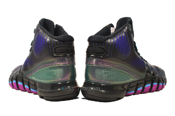 adidas adiPure Crazyquick Black Vivid Pink Now Available