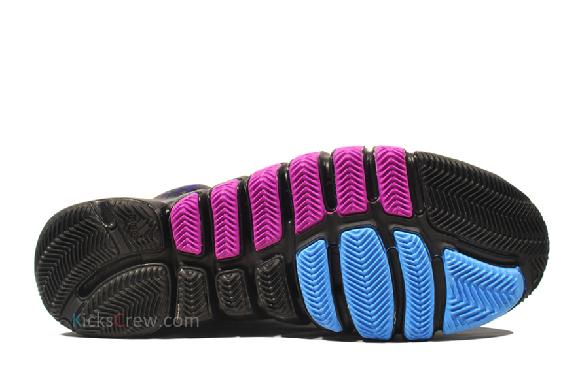 adidas adiPure Crazyquick Black Vivid Pink Now Available