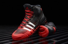 adidas Crazyquick 'Black/Red-White'