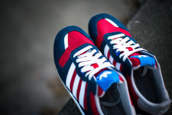 adidas zx 750 navy red white